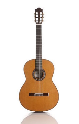 Cordoba C10 CD/IN Left Handed Acoustic Nylon String Classical Guitar