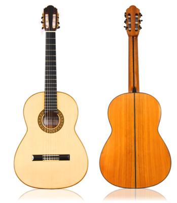 Calido CG 3512-S Advanced Classical Guitar