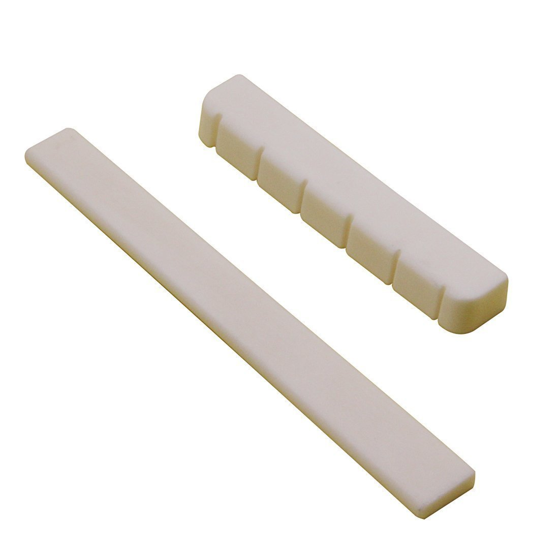 Bone Nut and Saddle for Classical Guitar