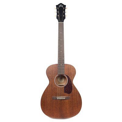 Guild M-20E -  Natural Finish - Acoustic Electric Steel String Guitar - Hand Made in USA