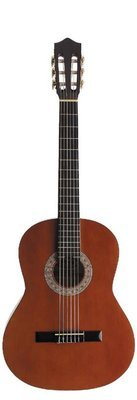 Stagg C536 3/4-Size Nylon String Classical Guitar - Natural
