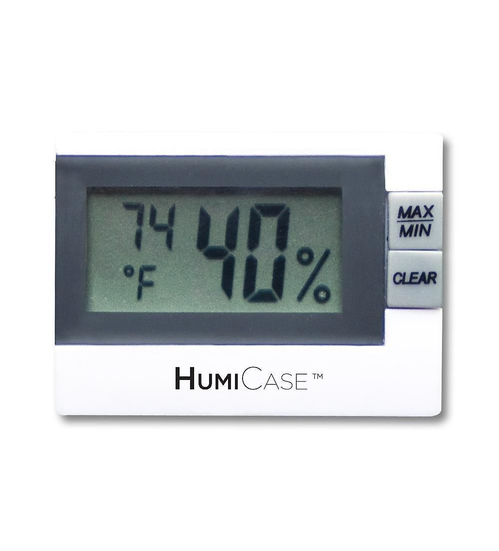 Humicase Mini Digital Hygro-Thermometer