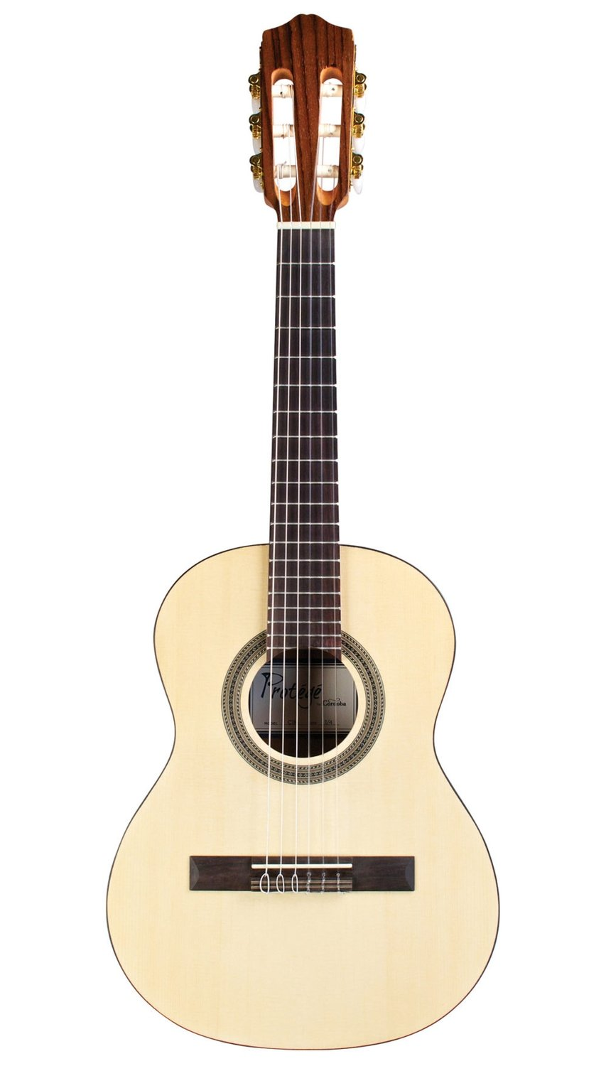 Cordoba C1M 1/4 Size - Satin finish Spruce top, Mahogany b/s - Quality beginner Classical Guitar