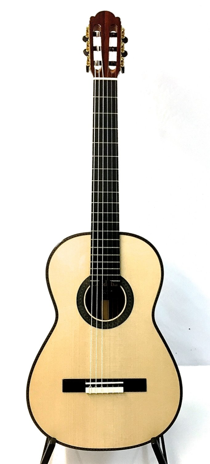 Cordoba Master Series Torres Limited - Solid Spruce Top -  Solid Madagascar Rosewood Back/Sides - Handmade in USA