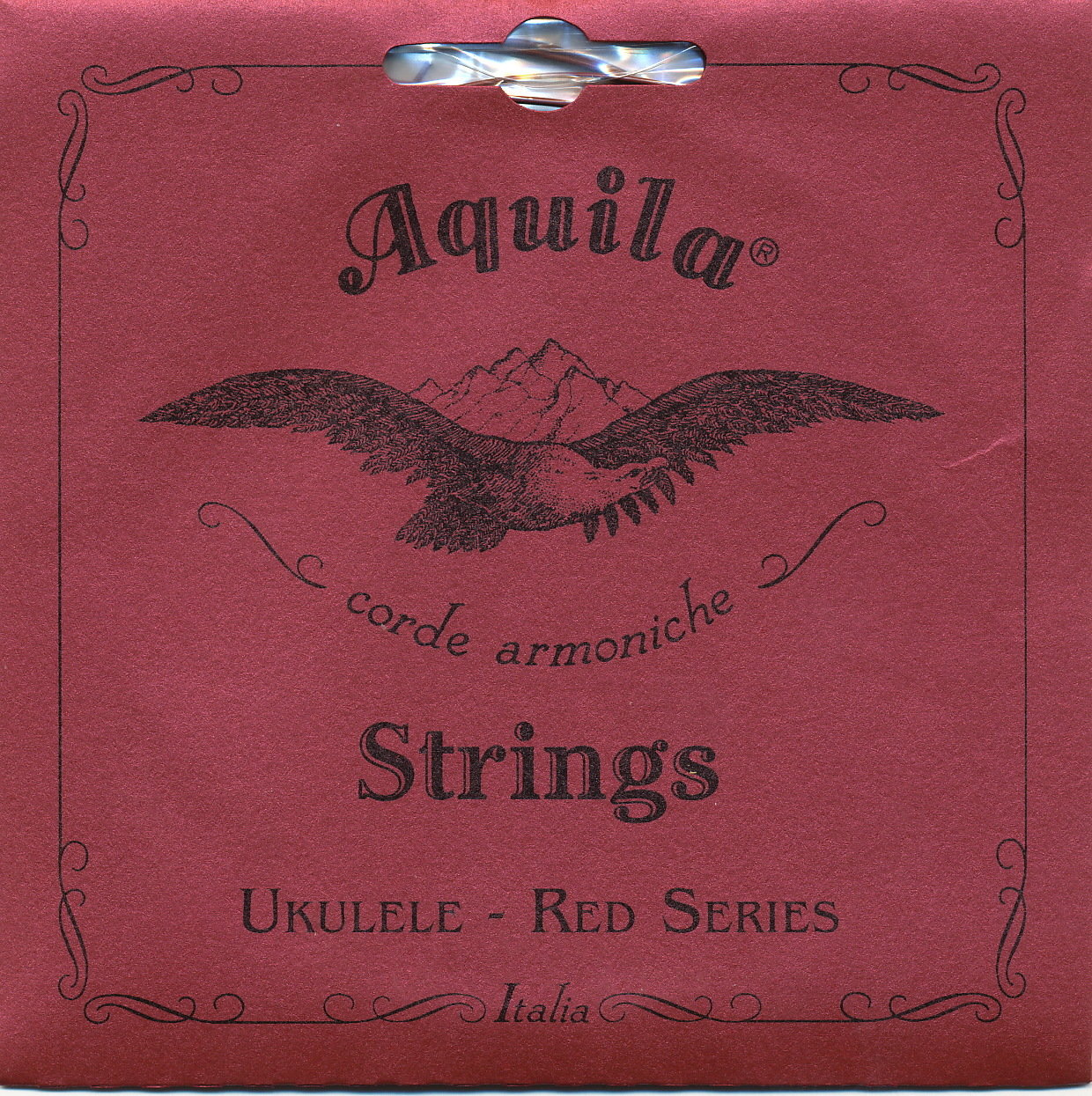 Aquila 86U Red Series - Concert Ukulele Strings - Low G Tuning - Best Value in Upgrading Your Ukulele Strings!