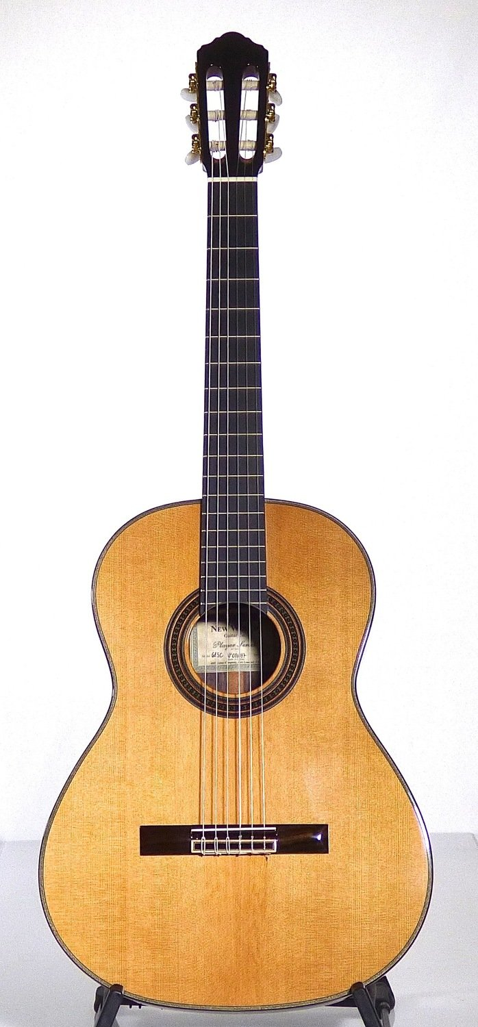Kenny Hill P615 - ¾ size - All solid wood - Cedar top, Indian Rosewood B/S - 615 mm Scale Length