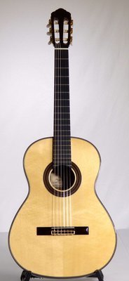 Kenny Hill P615 - ¾ Size Classical Guitar - All solid wood, Spruce top, Indian Rosewood Back/Sides