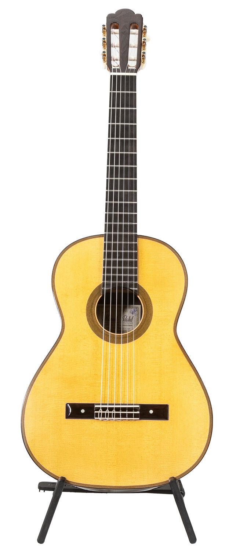 Torres Model, Manuel Adalid - Guitarras Estevé - All Solid Wood Handmade in Spain