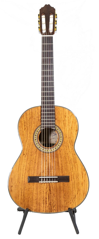 Navarro Tesoro Limited Edition - Handmade by Francisco Navarro, Jr. - Premium All Solid Palo Escrito Rosewood - Top/Back/Sides - 650mm Scale Length