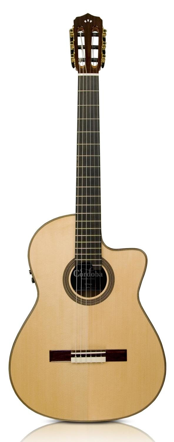 Cordoba Fusion 14 Maple - Acoustic Electric Nylon String Classical Guitar