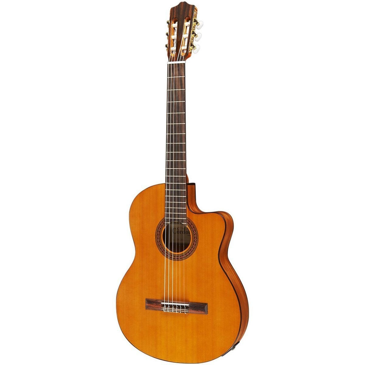 Cordoba C5-CET - Thinbody Classical Acoustic Electric Cutaway Guitar