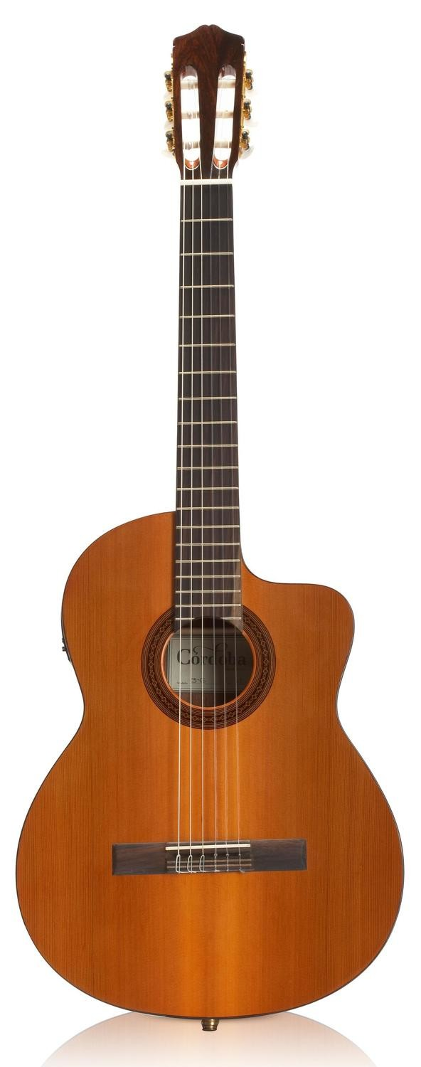 Cordoba C5-CE - Acoustic Electric Nylon String Guitar