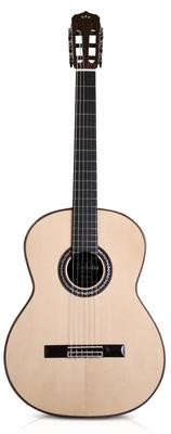 Cordoba C10 Crossover - Solid Spruce Top - Crossover Nylon String Classical Guitar