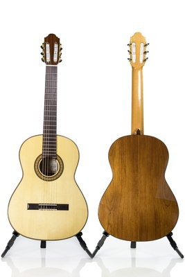 Francisco Navarro Solid Spruce Top - Student Model Classical Guitar - 650mm