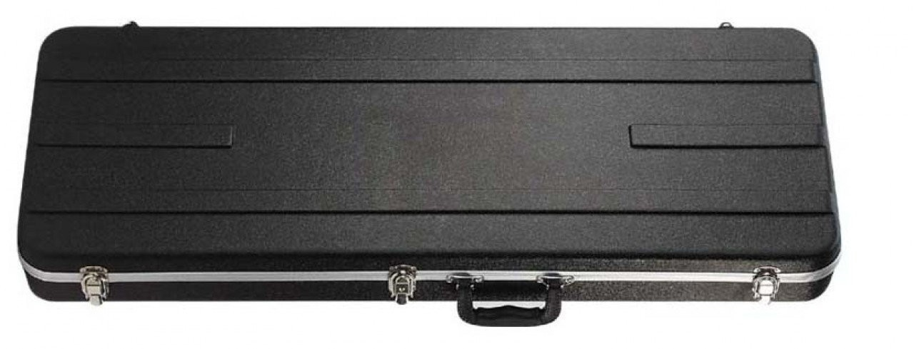 Stagg ABS-RE2 - Case for Electric Guitar - Black