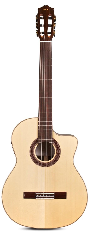 Cordoba GK Studio Limited [Gypsy Kings Signature Model] Acoustic Electric Nylon String Flamenco Guitar