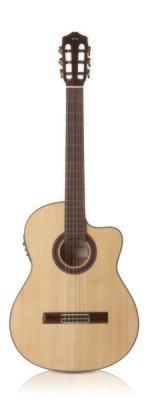 Cordoba GK Studio  - Gypsy King Signature Acoustic Electric Flamenco Guitar