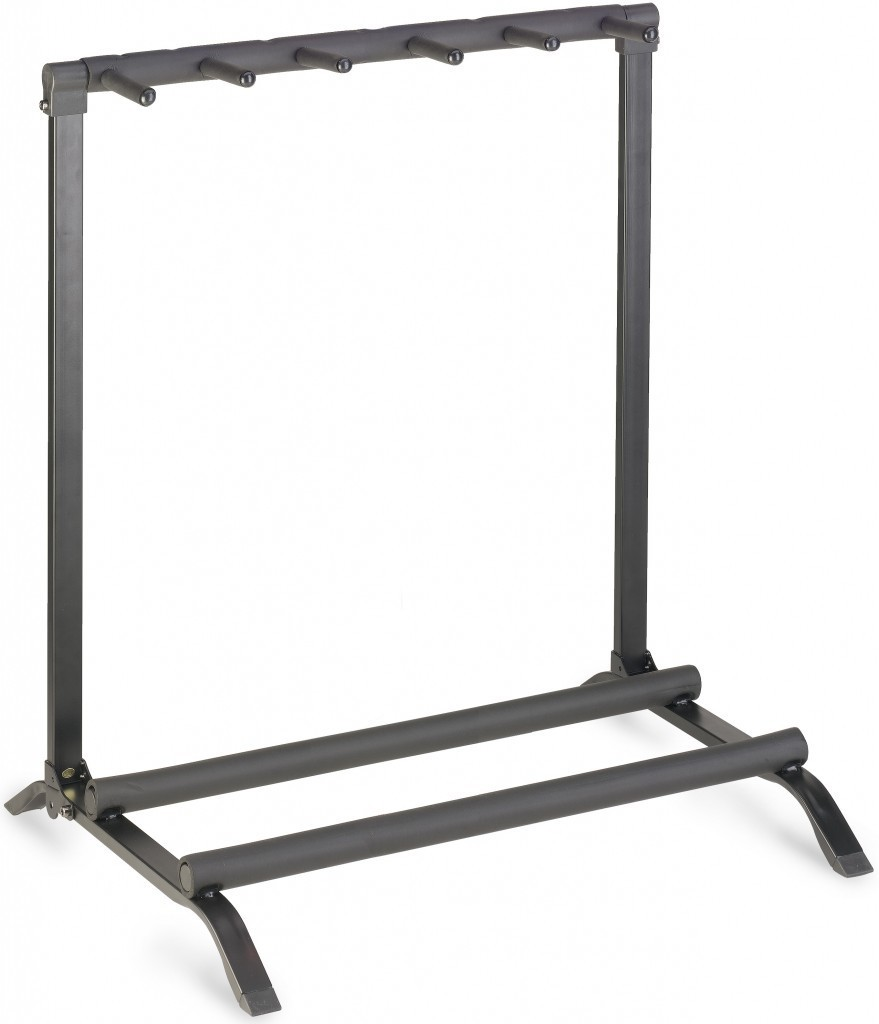 Stagg Foldable Guitar Stand - 5 Guitars