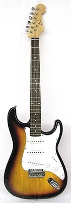 Aileen Electric Guitar - EGS111 - Sunburst