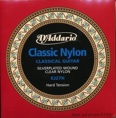 D'Addario Classic Nylon - Student Level Classical Guitar Strings
