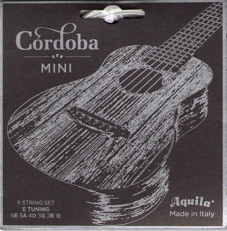Cordoba Mini Strings Set - E Tuning