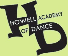 Howell Academy of Dance - 2021 Yellow Show DVD: 12:00pm