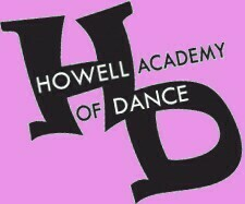 Howell Academy of Dance - 2021 Pink Show DVD: 2:30pm