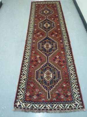Persian Tribal Runner 9'