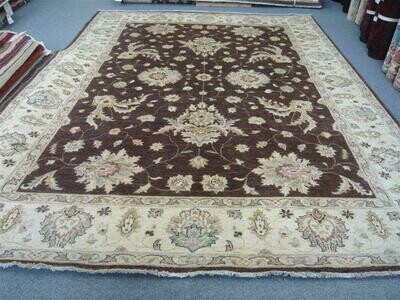 Pakistan Natural Dyed Rug Half Price