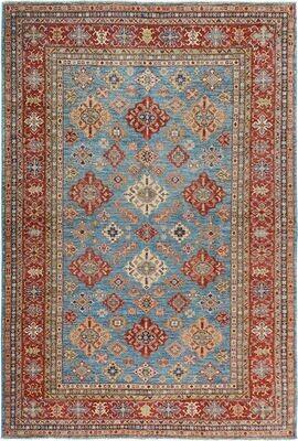 Fine Afghan Rug Blue - NOW SOLD
