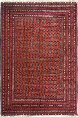 Very Fine Afghan Rug
