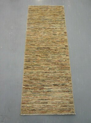 Natural Dyed Runner 4' 8