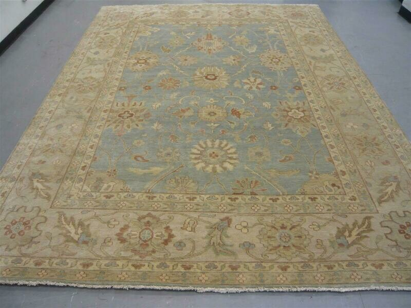 Indian Natural Dyed Rug