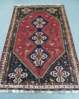 Fine Persian Tribal Rug