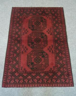 Afghan Tribal Rug