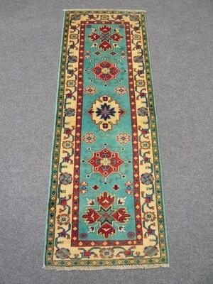 Afghan Runner 5'8 Blue