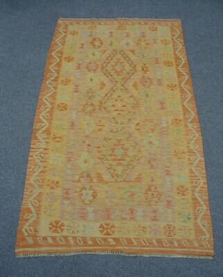 Fine Natural Dyed Kilim