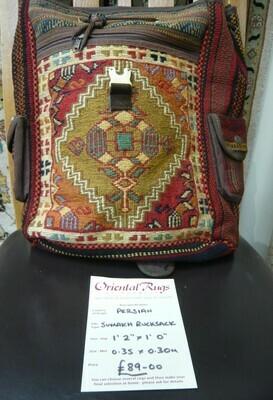 Persian Sumakh Rucksack