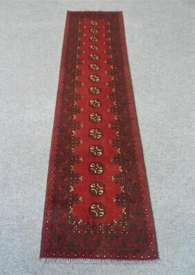 Afghan Tribal Runner 7'10