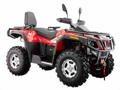 ATV HISUN 450-8