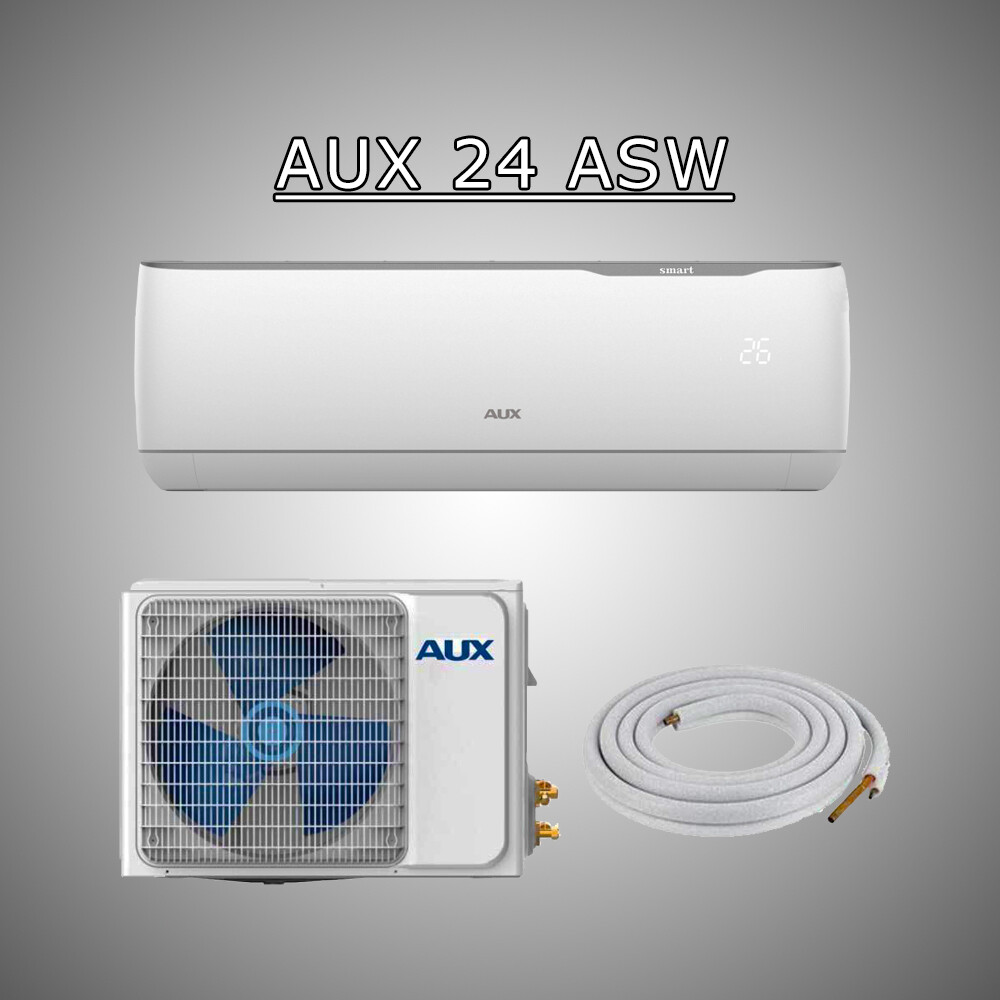 AUX 24 ASW - H24F4/FCRI