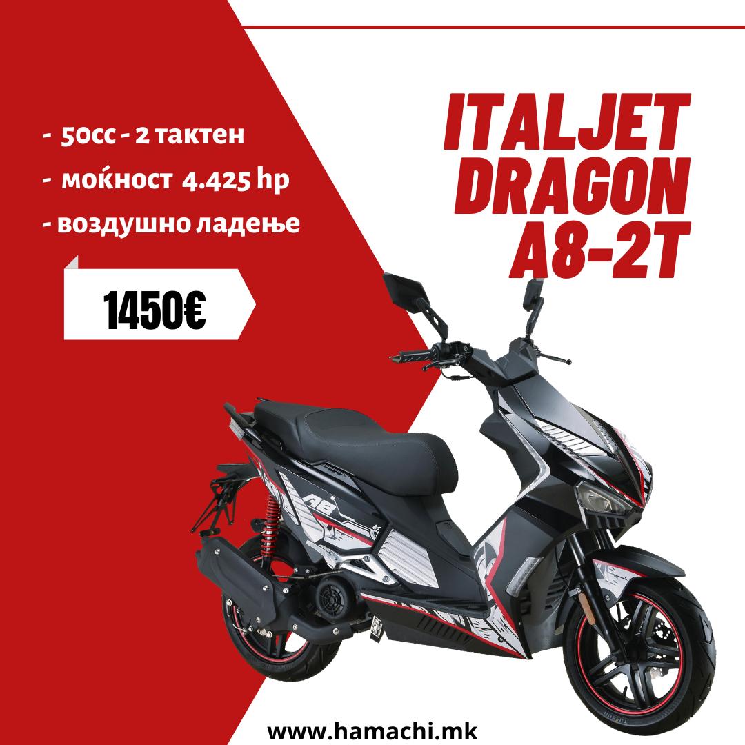 DRAGON A8-2T