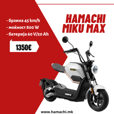 HAMACHI MIKU MAX