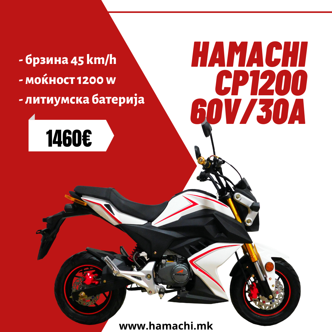 HAMACHI CP1200 60V/30A