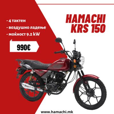 HAMACHI KRS 150