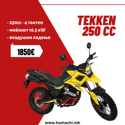 Tekken 250 cc