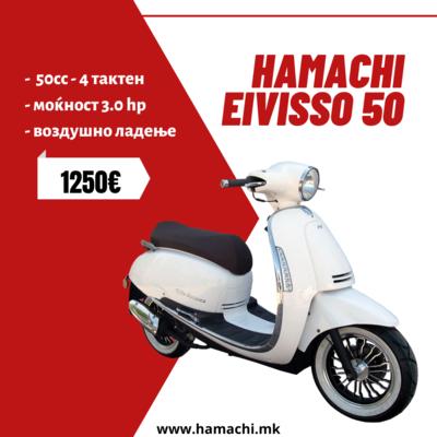 HAMACHI EIVISSO 50