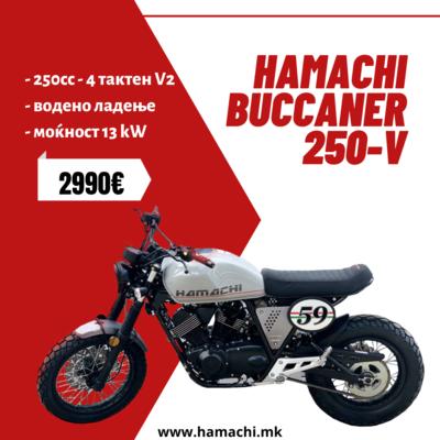 HAMACHI BUCCANER 250-V