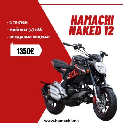 HAMACHI NAKED 12