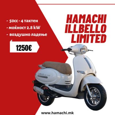 HAMACHI Illbello Limited